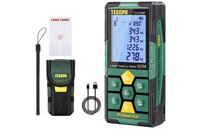 Test et avis sur le télémètre laser pas cher Teccpo TDLM26P
